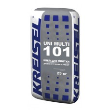 Плиточный клей UNI MULTI 101 Kreisel